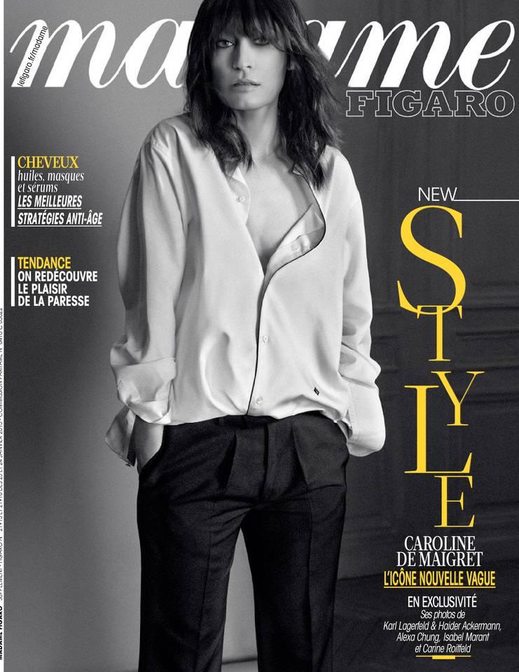 Madame Figaro du 23 janvier 2015