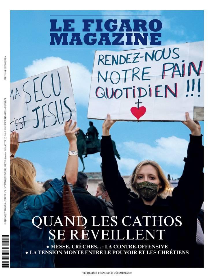 Le Figaro Magazine du 18 décembre 2020