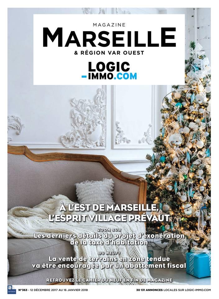 Feuilletez l'édition MARSEILLE & REGION VAR OUEST
