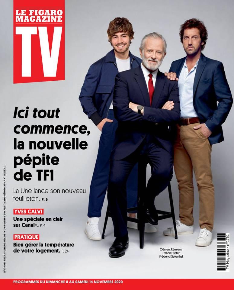 TV Magazine du 08 novembre 2020