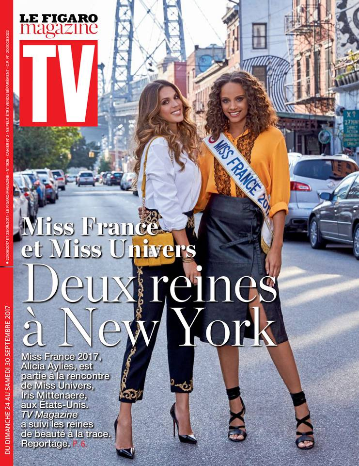 TV Magazine du 24 septembre 2017