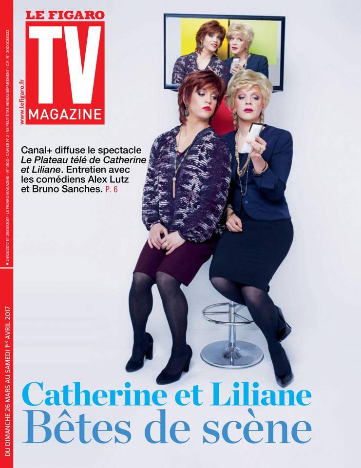 TV Magazine du 26 mars 2017
