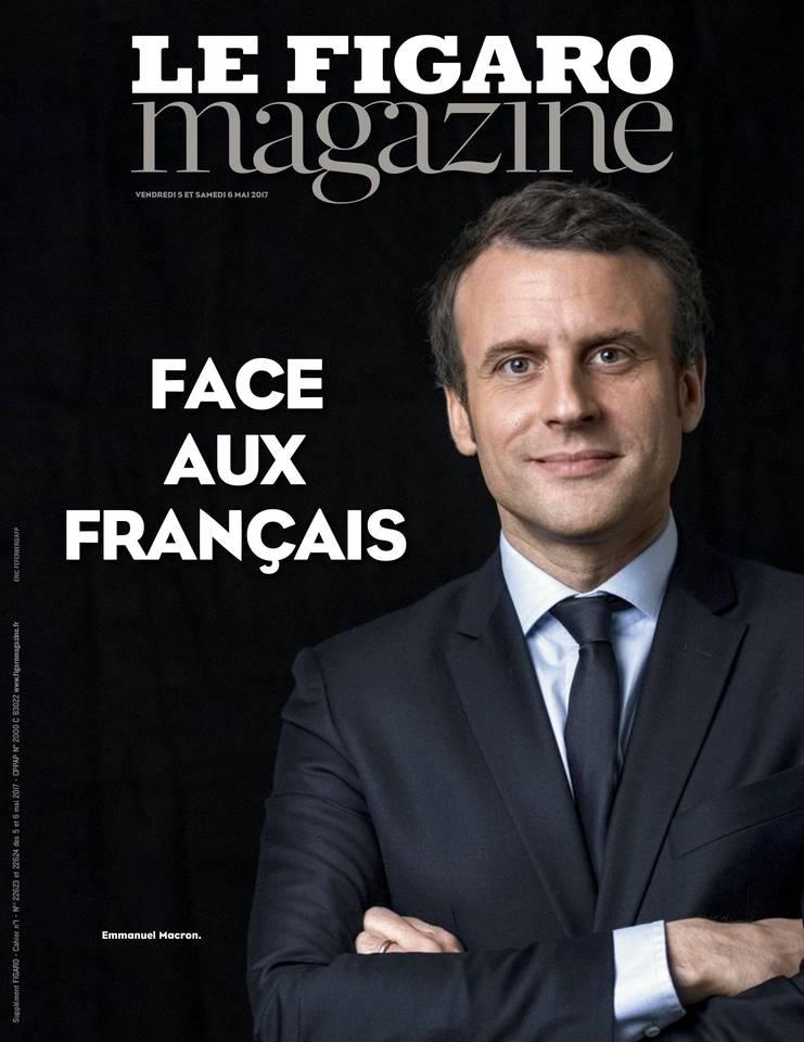Le Figaro Magazine du 05 mai 2017
