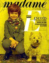 Madame Figaro du 12 août 2016