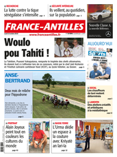 Edition du 15 octobre 2018