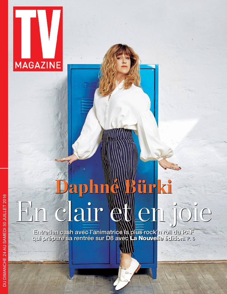 TV Magazine du 24 juillet 2016