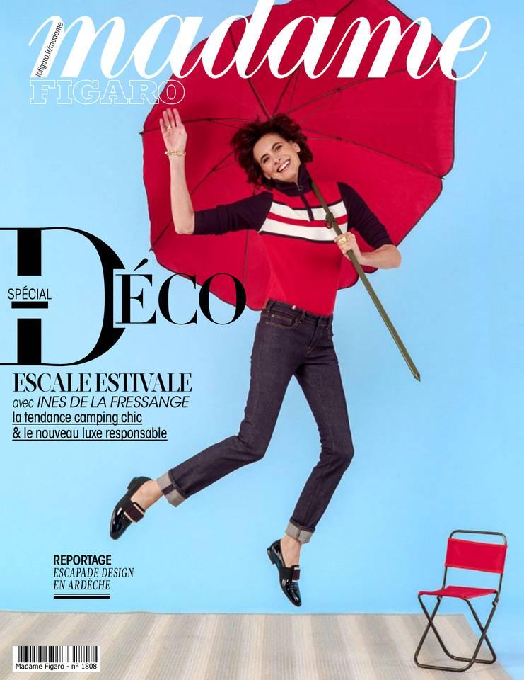 Madame Figaro du 19 avril 2019