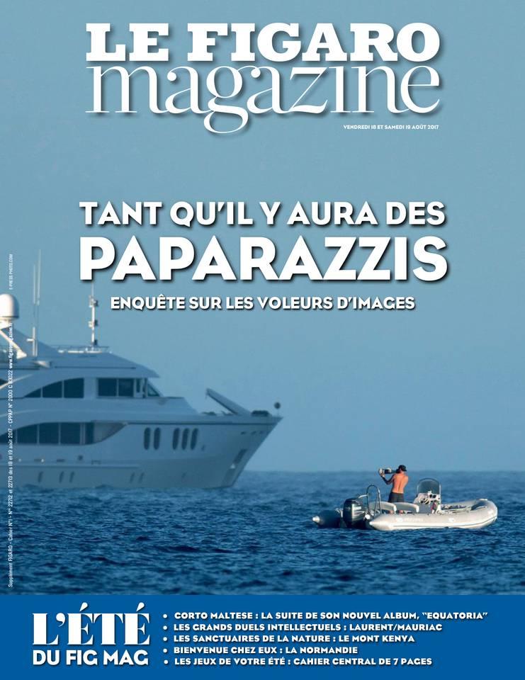 Le Figaro Magazine du 18 août 2017
