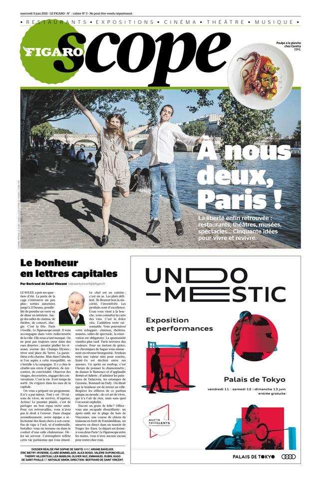 Le Figaroscope du 09 juin 2021
