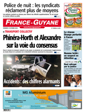 Edition du 19 octobre 2018