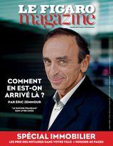 Le Figaro Magazine du 26 septembre 2014