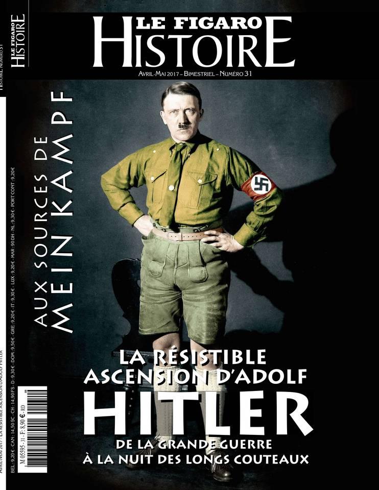Le Figaro Histoire du 30 mars 2017