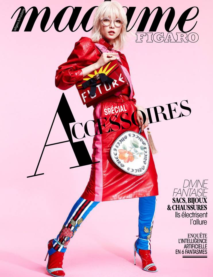 Madame Figaro du 10 mars 2017