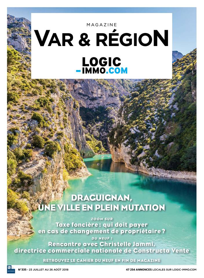 Feuilletez l'édition VAR & REGION