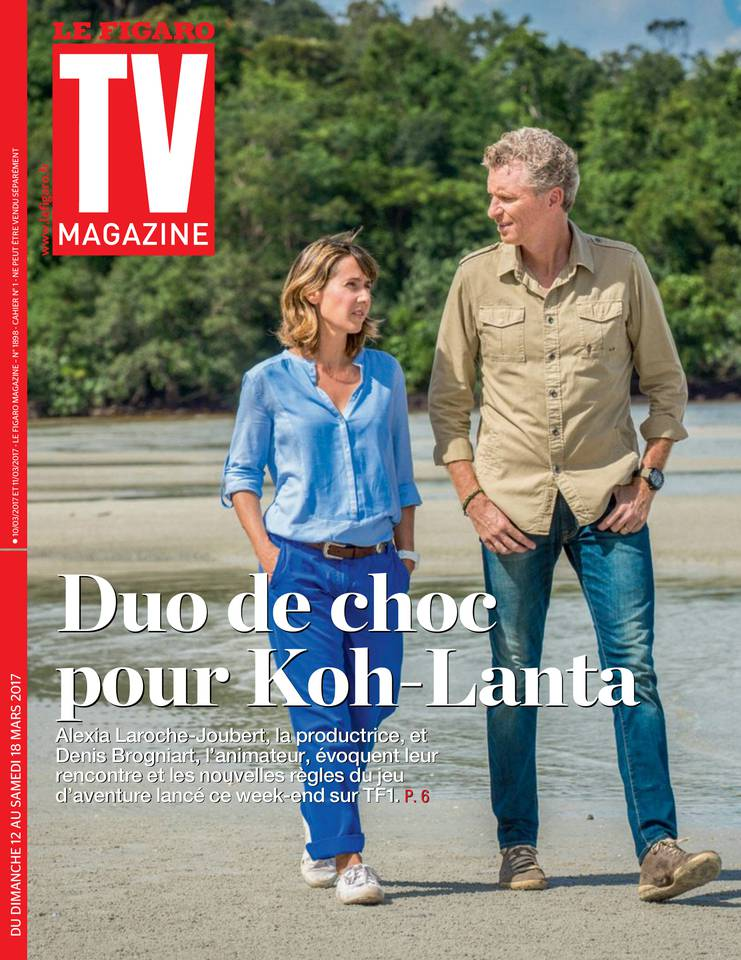 TV Magazine du 12 mars 2017