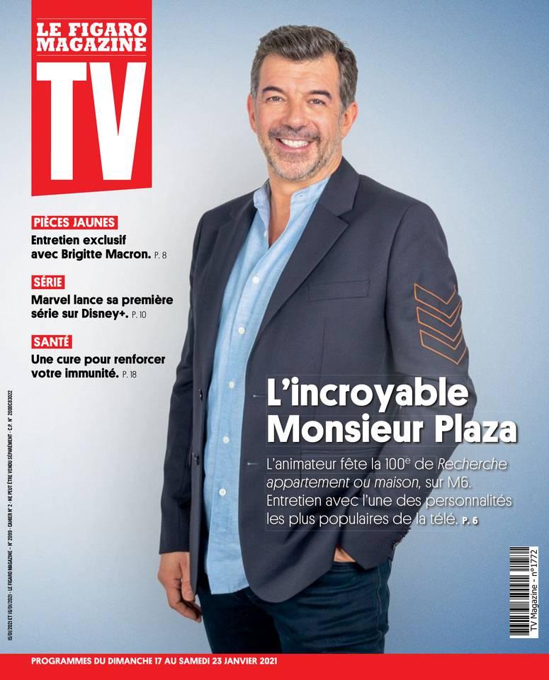 TV Magazine du 17 janvier 2021