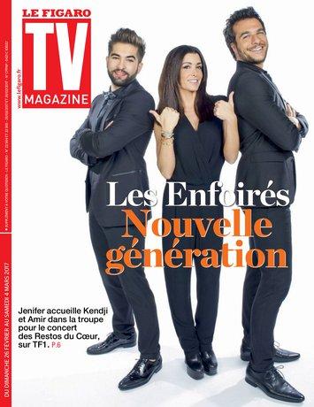 TV Magazine du 26 février 2017