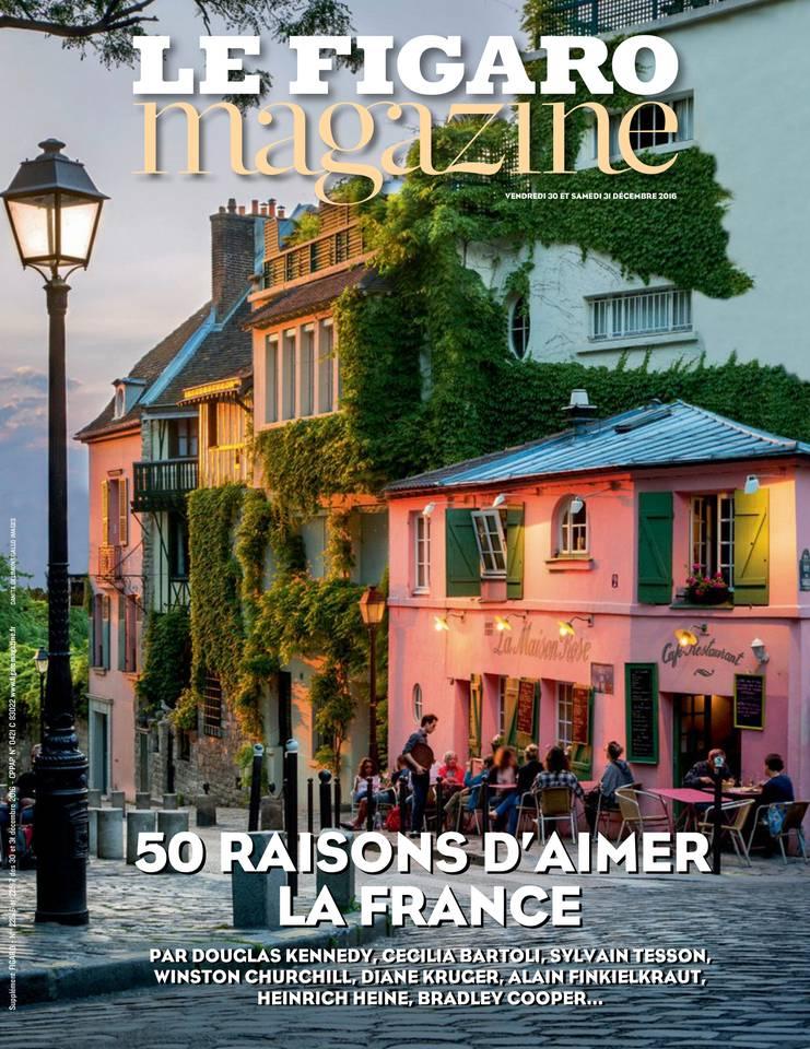 Le Figaro Magazine du 30 décembre 2016