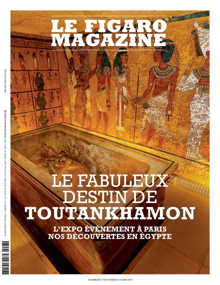Le Figaro Magazine du 15 mars 2019