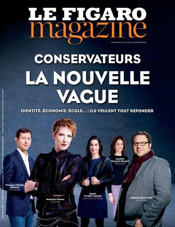 Le Figaro Magazine du 02 décembre 2016