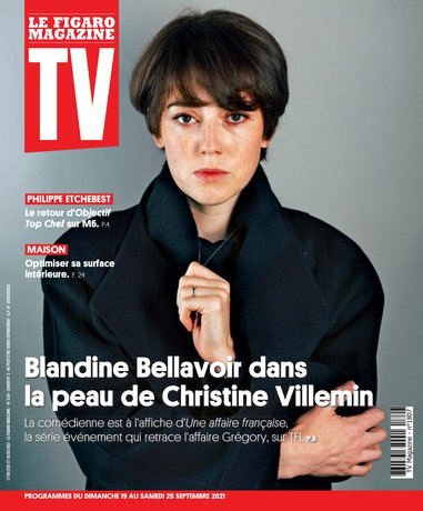 TV Magazine du 19 septembre 2021