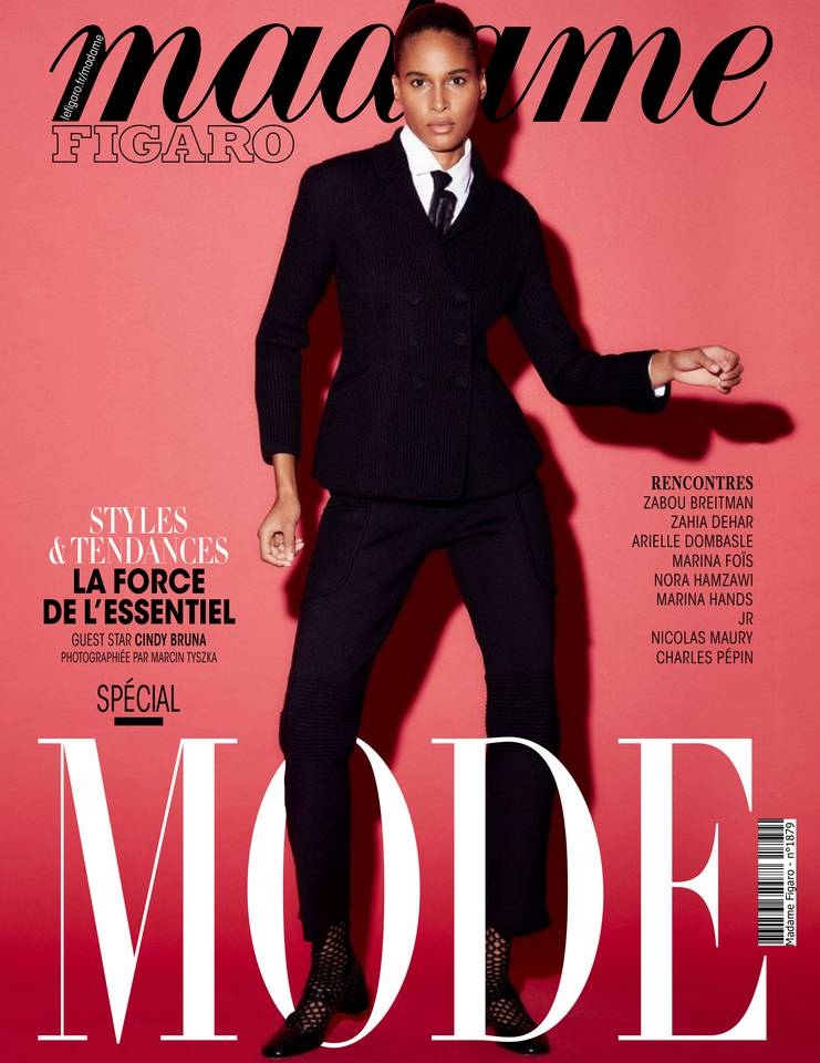 Madame Figaro du 28 août 2020