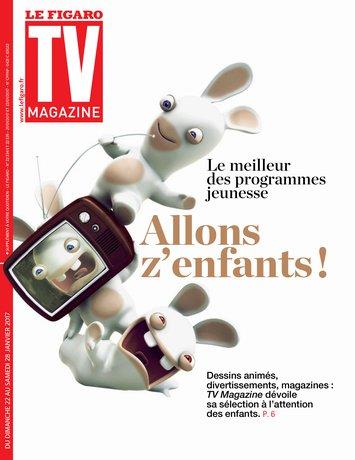 TV Magazine du 22 janvier 2017