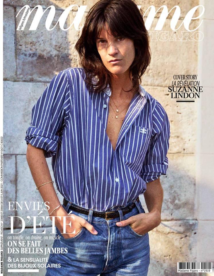 Madame Figaro du 04 juin 2021