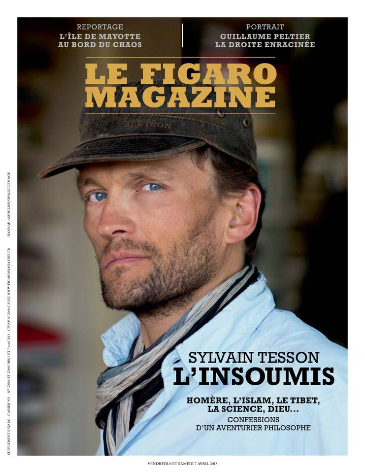 Le Figaro Magazine du 06 avril 2018