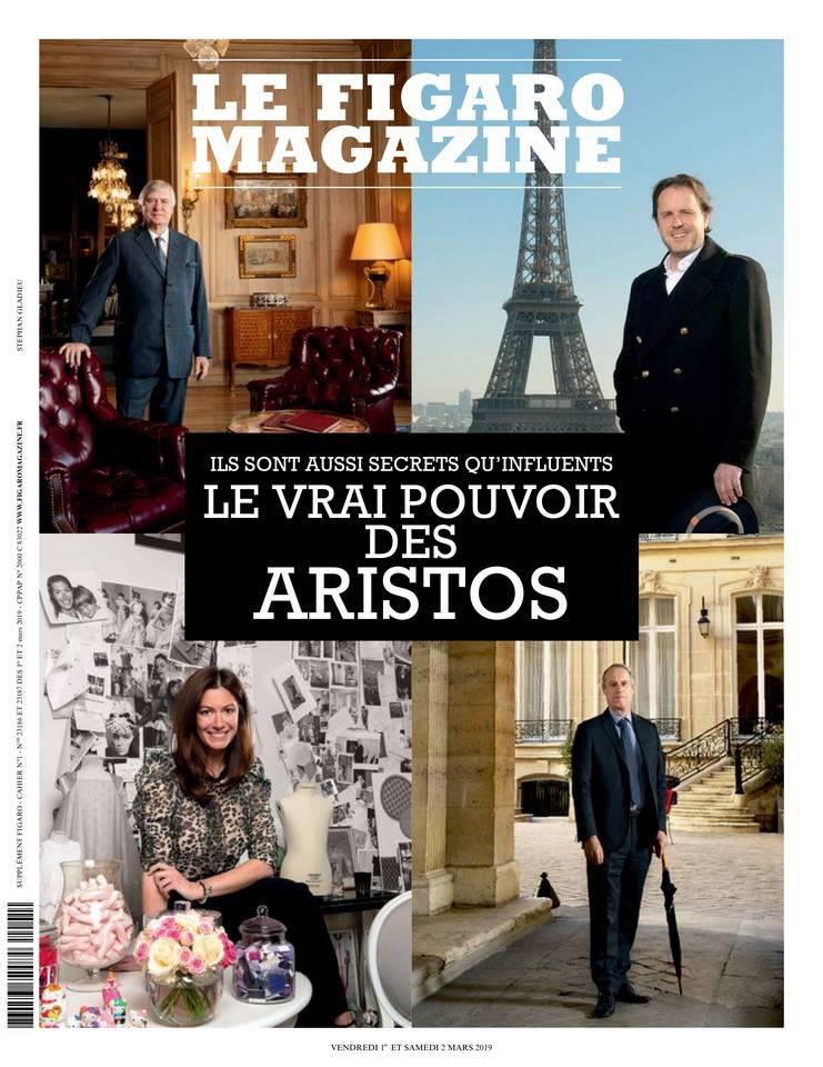 Le Figaro Magazine du 01 mars 2019