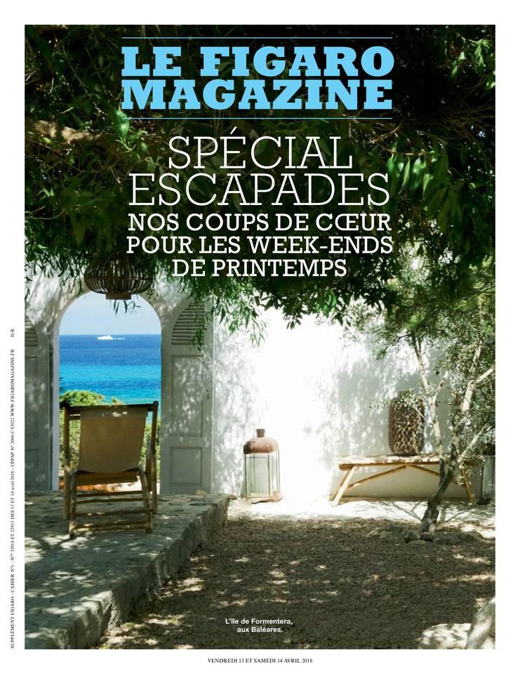 Le Figaro Magazine du 13 avril 2018