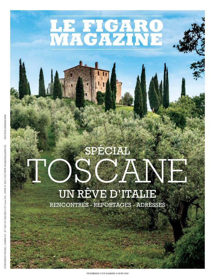 Le Figaro Magazine du 15 juin 2018