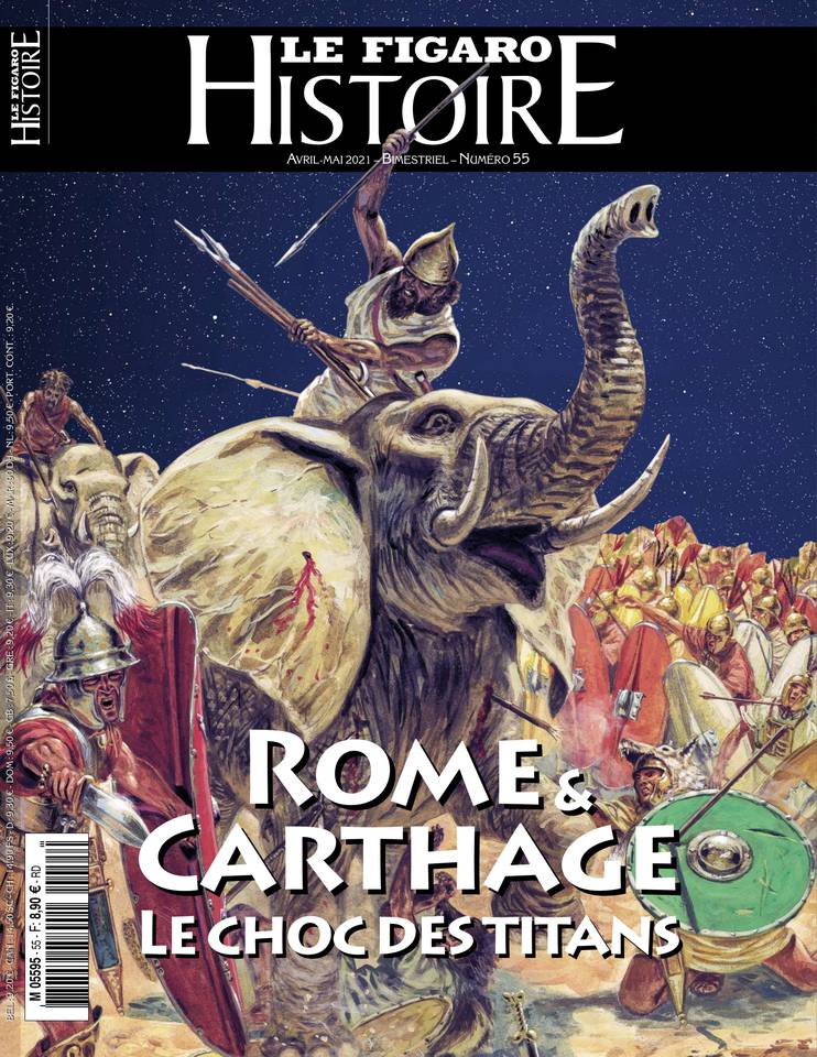 Le Figaro Histoire du 01 avril 2021