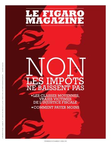 Le Figaro Magazine du 20 avril 2018