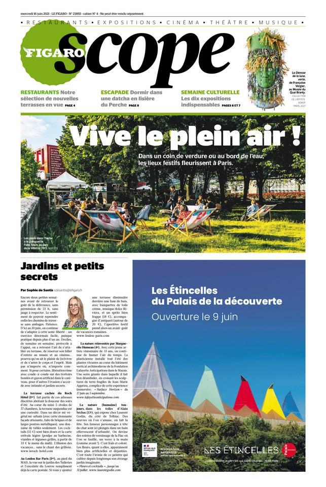 Le Figaroscope du 16 juin 2021