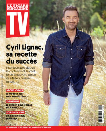 TV Magazine du 27 septembre 2020