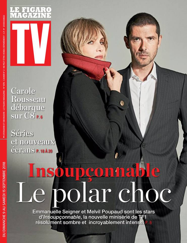 TV Magazine du 09 septembre 2018