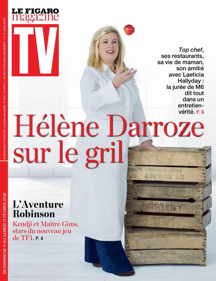 TV Magazine du 11 février 2018