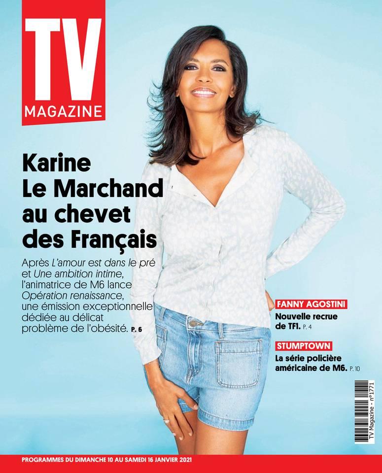 TV Magazine du 10 janvier 2021