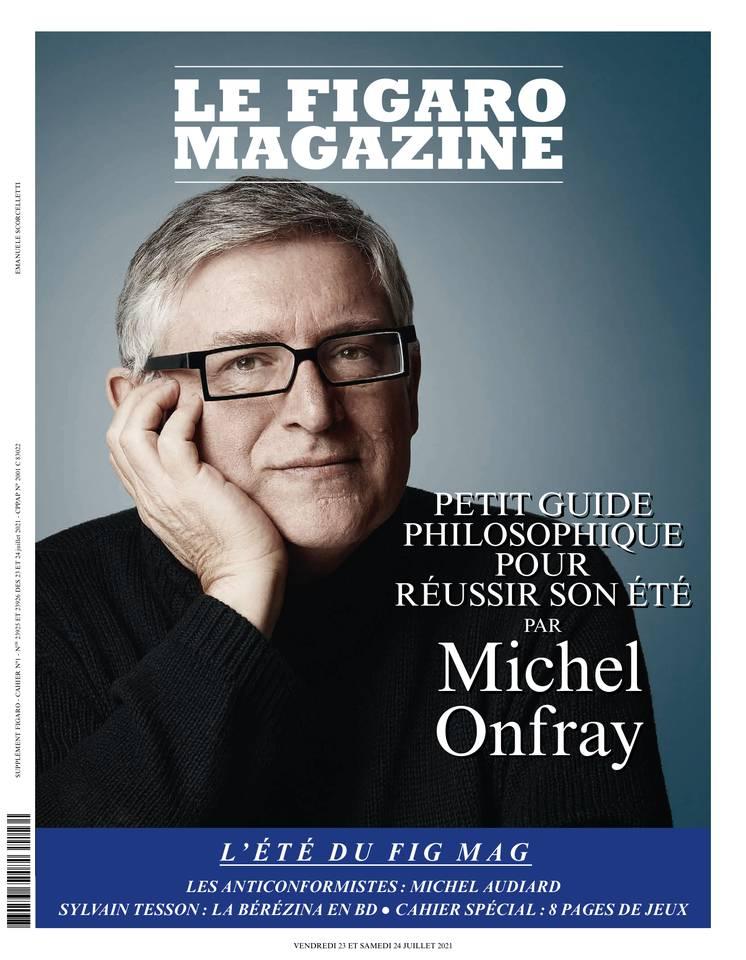 Le Figaro Magazine du 23 juillet 2021