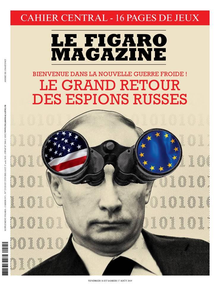 Le Figaro Magazine du 16 août 2019