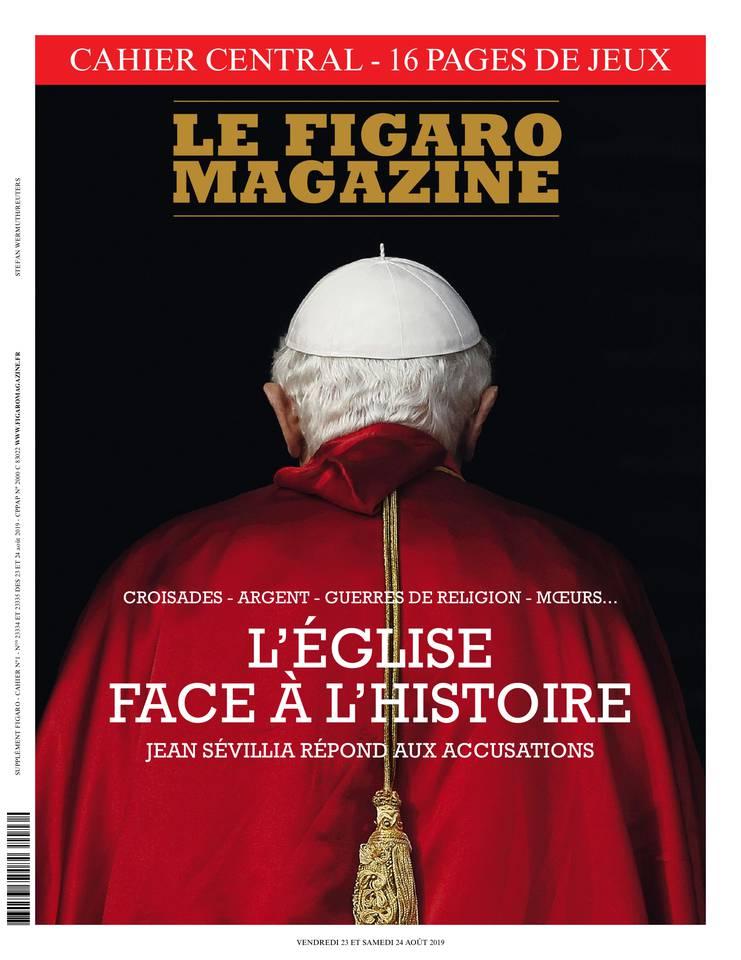 Le Figaro Magazine du 23 août 2019