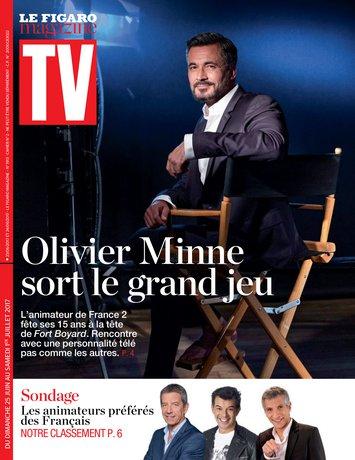TV Magazine du 25 juin 2017