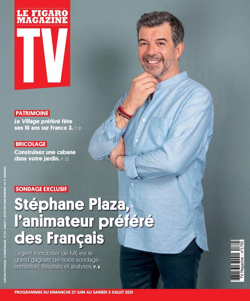 TV Magazine du 27 juin 2021