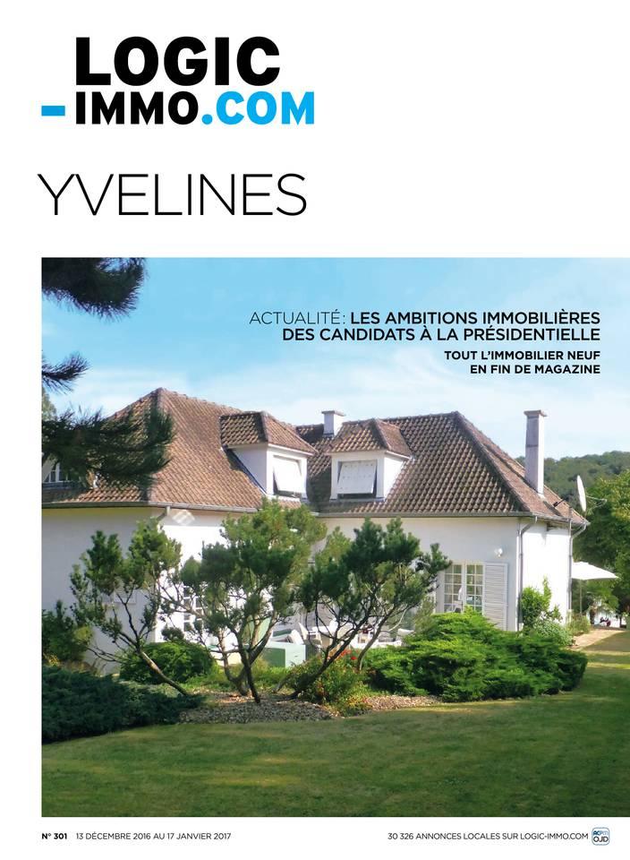 Feuilletez l'édition YVELINES, VALLEES DE SEINE & DE L'EURE