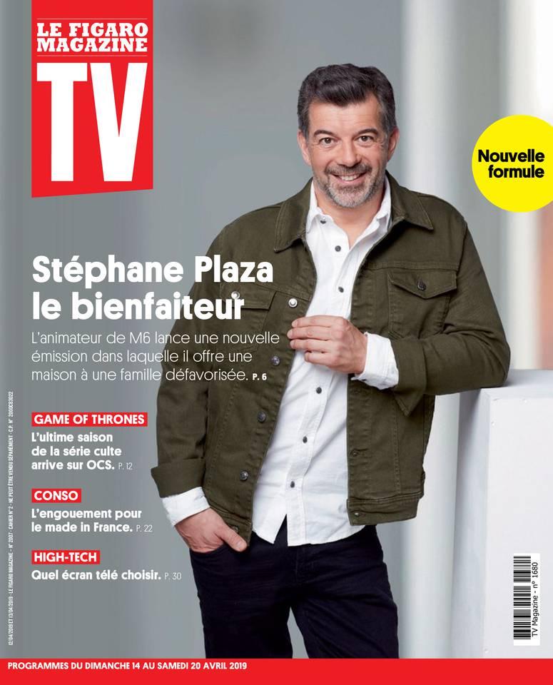 TV Magazine du 14 avril 2019