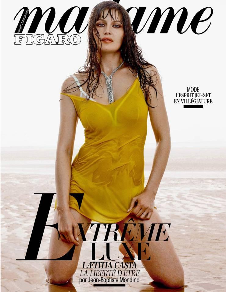 Madame Figaro du 18 mai 2018