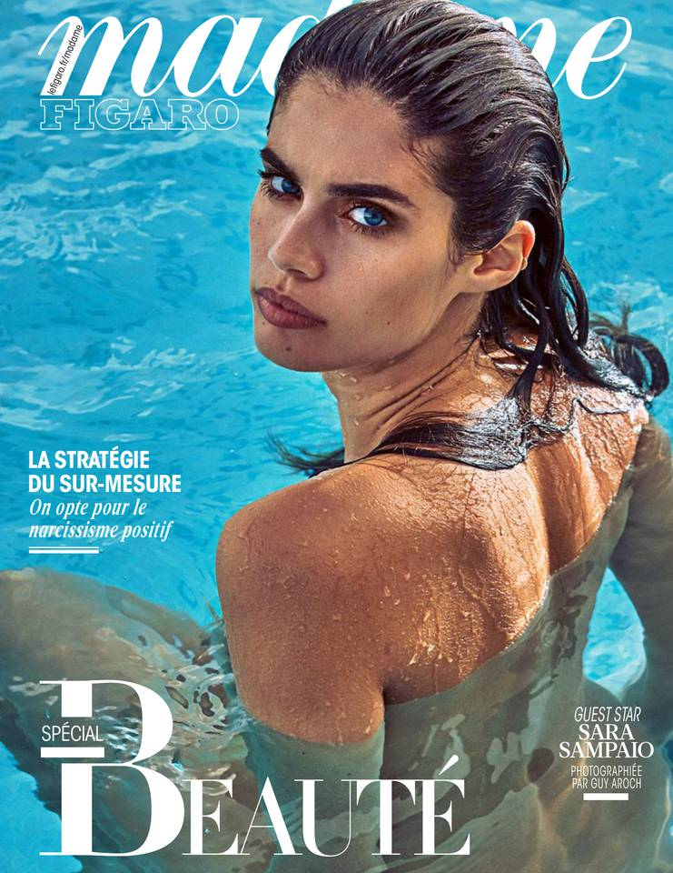 Madame Figaro du 06 avril 2018