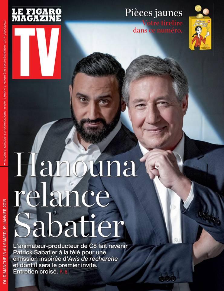 TV Magazine du 13 janvier 2019