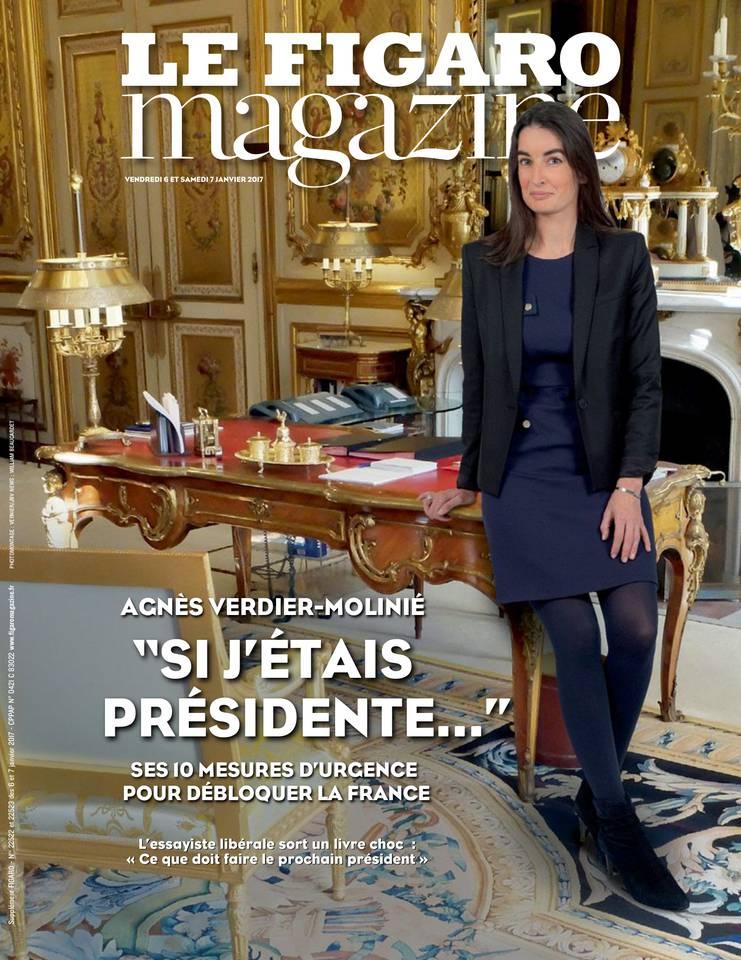 Le Figaro Magazine du 06 janvier 2017